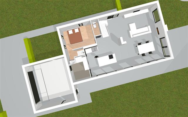Plans de maison en 3d construire avec maisons d 39 en flandre for Construire vos propres plans