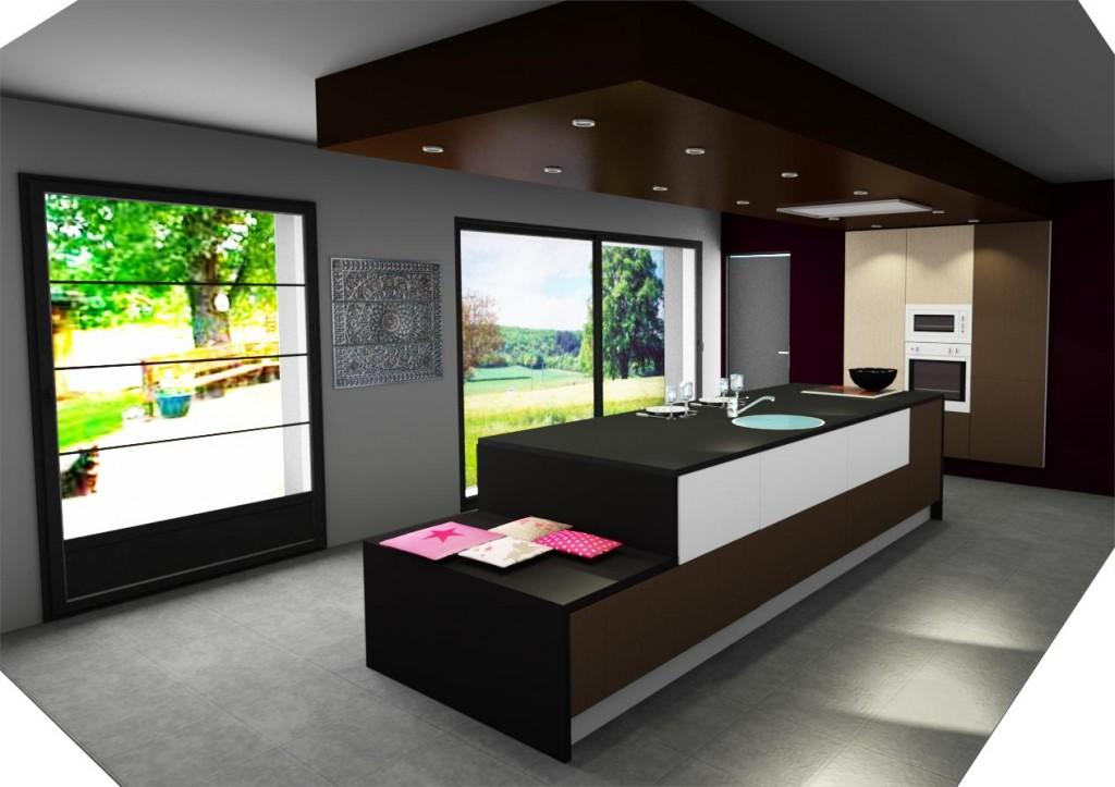 cuisine italienne dans notre maison maisons d 39 en flandre. Black Bedroom Furniture Sets. Home Design Ideas