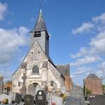 Église de Tourmignies classée monument historique