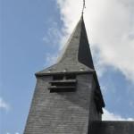Clocher de 1591 Église Saint Pierre : monument classé