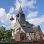 Église St Pierre : monument classé pour ses voutes, pierres, ...
