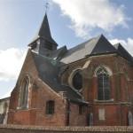 Église St Pierre de Tourmignies