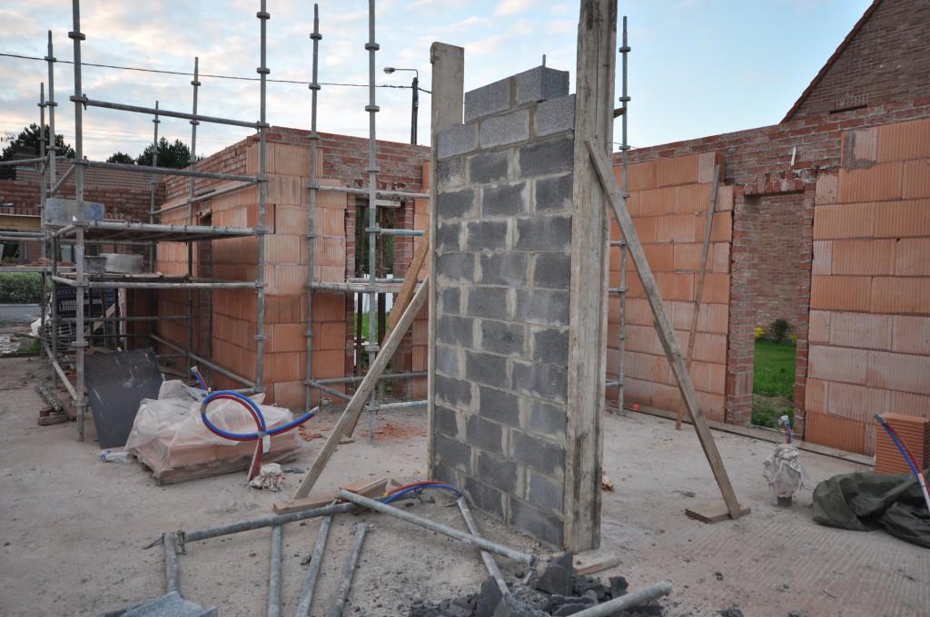 murs porteurs et linteaux b ton maisons d 39 en flandre. Black Bedroom Furniture Sets. Home Design Ideas