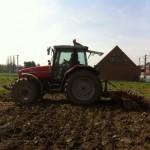 agriculteur-terrain