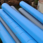 PVC drainage CR4